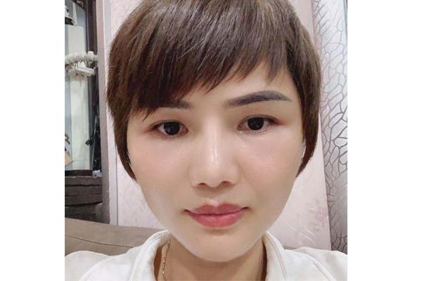 恭喜广东河源与客户与普丽缇莎网签成功